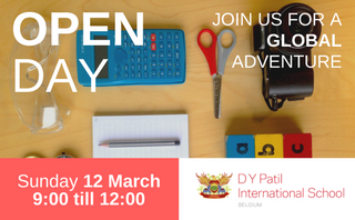 OPEN DAY BANNER BBF